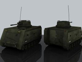 M113 Textured by thejohan