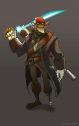 Space Pirate by MichaelBills