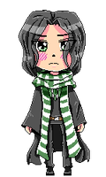 Severus Snape Page Doll by Senpai-Hero