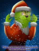 How the Grinch Stole Christmas by imaginativegenius099