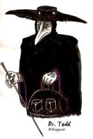 Plague Doctor by Barguest