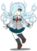 [bnha] real ghost girl caught on camera by LadyZiodyne