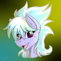 My favorite background pony :3 by Twotail813
