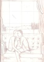 Klaine-Baby it's cold outside by chocobowonder