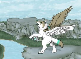 Free to Fly by Cristaleyes