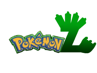 Pokemon Z title by LordBlackTiger666