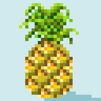 Pineapple by hivernoir