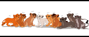 A New Generation by Pumpkabo0