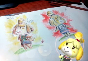 Some Isabelle sketches by Isu-kun