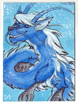 [ACEO] ElorenArt by Diaminerre