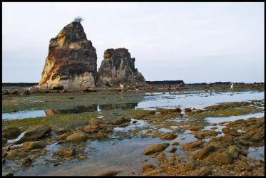 Sawarna Im in Love by RoyWicaksono