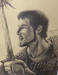 Oberyn by olybear