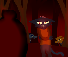 Tell me! (SPOILERS)-NITW by SeamairWolf