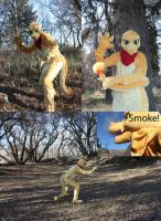 Charmander Fullsuit for Hurricane Maria *SOLD* by TommyGK
