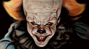 Pennywise - It by Drehli