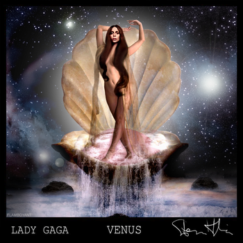 Lady Gaga - Venus by FlamboyantDesigns