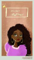 mindy's Mother character design by eydii