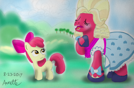 Orchard Blossom (ATG Day 24) by A-Bright-Idea