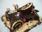 Xmas Log 2010 by Sliceofcake