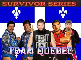 Team Quebec by ThePeoplesLima