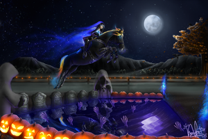 Night of the Dead by RisingAngelss
