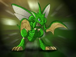 Scyther awesome colors (updated)