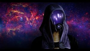 Mass Effect 2 Tali 3 by AgataFoxxx