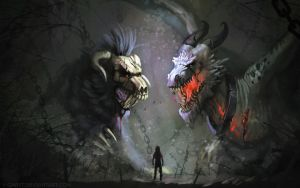 Control your monsters inside + VIDEO PROCESS by Y-GabyT