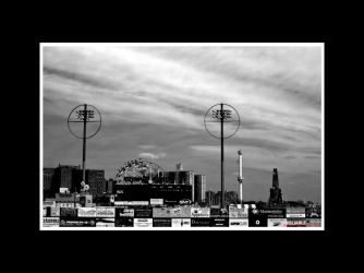 The Bastion Of Americana...Coney Island by Trippy4U