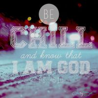 Be Chill: The photoshop edition! by Lazy-Susan