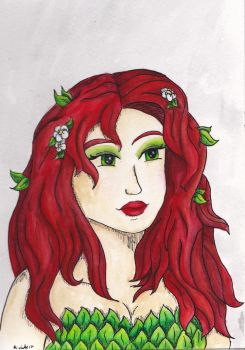 Poision Ivy by HippocornDesigns