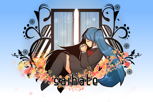SAIHATE #mikucollab2017 by freakmoch