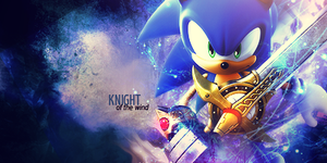 Knight of the Wind Sig by RAYAHH