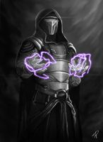 Darth Revan by DarthPonda