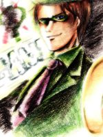 The Riddler by s-azma