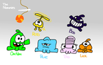 The Nommies!!!! by AngryBirdsStuff