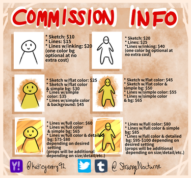 Commission Info by StrangeNocturne
