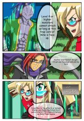 YGO Doujin Bonus Chapter - Wally's Agent - Page 18 by punkbot08