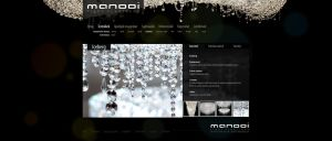 MANOOI website by VictoryDesign