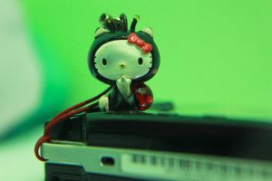 It's Hello Kitty by LilithXD