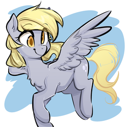 A Little Derped! by GlacierClear