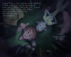 The Stars by chill13