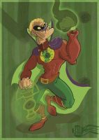 Alan Scott Green Lantern by Themrock