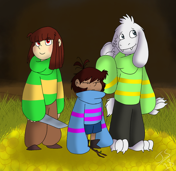 Them Kiddos- (Reused the title again) by Genocide-Knight