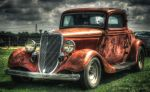 1934 Ford 3 window coupe by nicholls34
