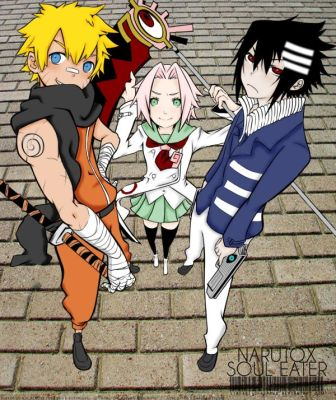 Naruto- Soul Eater Crossover by chuchie7