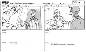 Venture Brothers Storyboard - Ep 413 by sinyx