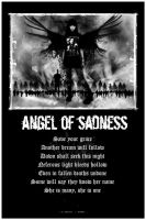 :: Angel of Sadness :: by bleeder71
