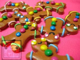 Gingerbread Upclose by efeeha