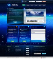 Ephex web-development by z-design